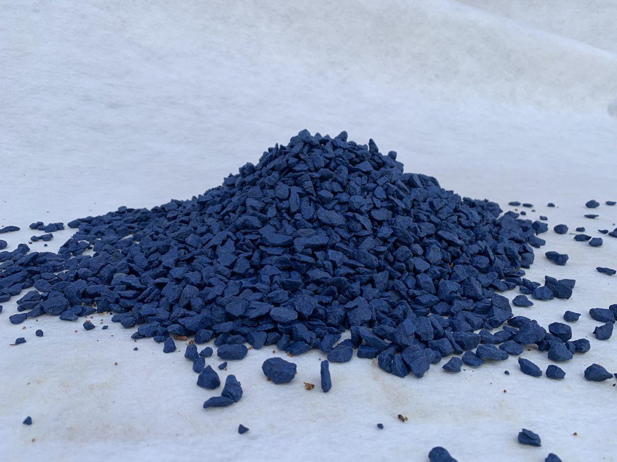 Zilas granīta šķembas 10 kg
