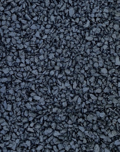 Melnas granīta šķembas 10kg