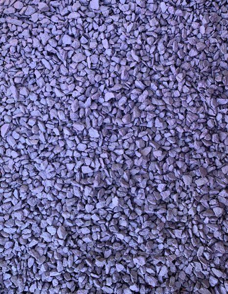 Violētas granīta šķembas 10 kg